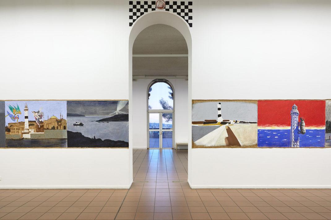 Alun Williams, Villa Tamaris, La Seyne sur Mer, 2020, Jean Christophe Lett