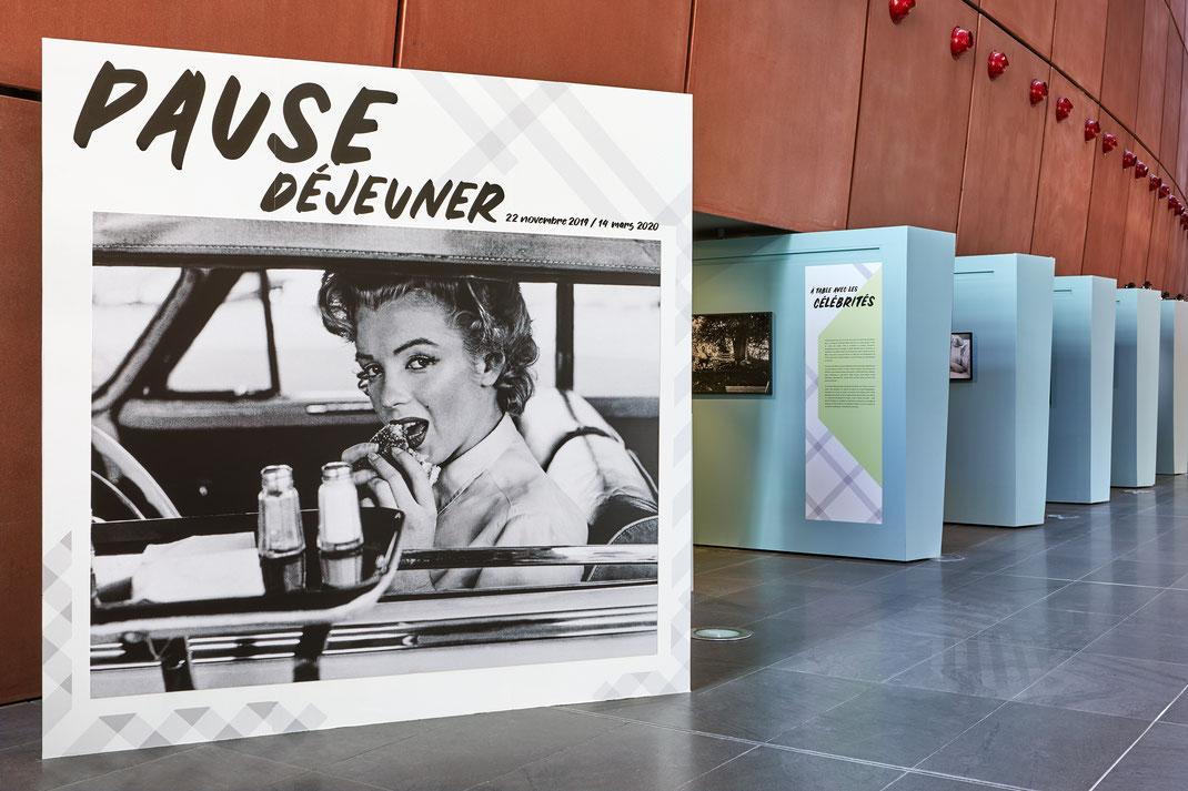 """""""Pause Déjeuner"""", Archives et Bibliothèque Départementales, Marseille, 2020, Jean Christophe Lett"""