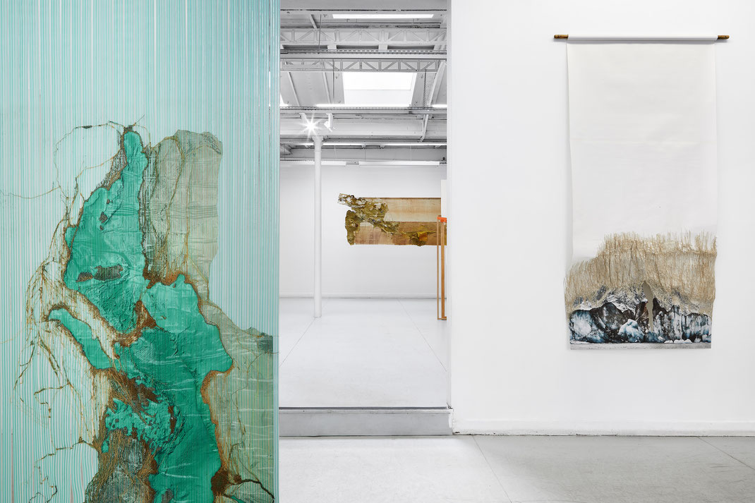 "Cathryn Boch, "" Reverse "" galerie Papillon, Paris, 2019, © Jeanchristophe lett"