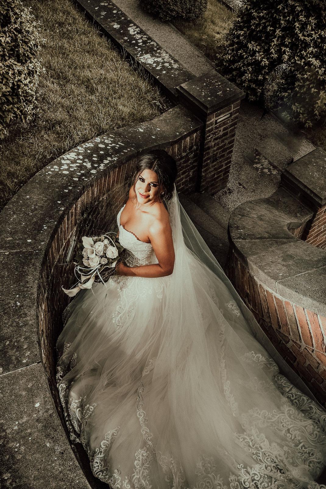 Hochzeitsfotograf Köln, Hochzeitsreportage auf Kloster Kamp in Kamp-Lintfort bei Wesel