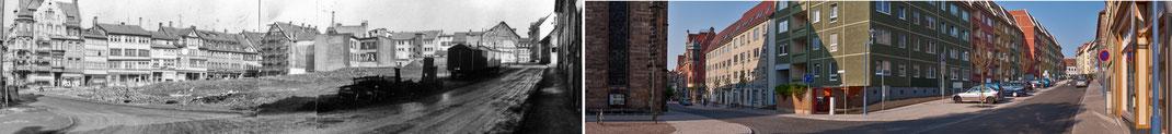 Gotha Gestern und Heute - eine fotografische Zeitreise in die 70er und 80er Jahre meiner Heimatstadt