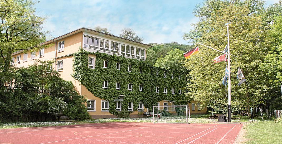 Schifferkinderheim Würzburg Ansicht