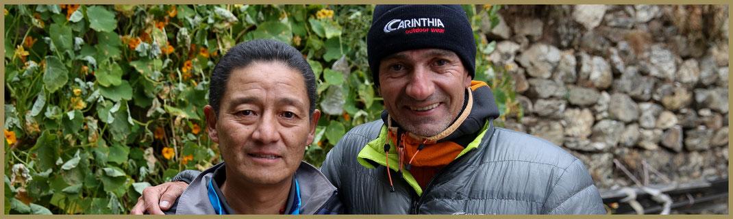 Jamling Tenzing Norgay | Sohn von Tenzing Norgay | Film: Everest - Gipfel ohne Gnade | Danke an Jamling für die Freundschaft & für die vielen tolle Stunden in NAMCHE BAZAR