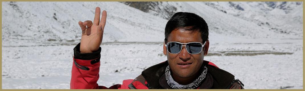 HARKA SUNAR | Langjähriger Freund & Träger aus JOMOSOM | MUSTANG | NEPAL