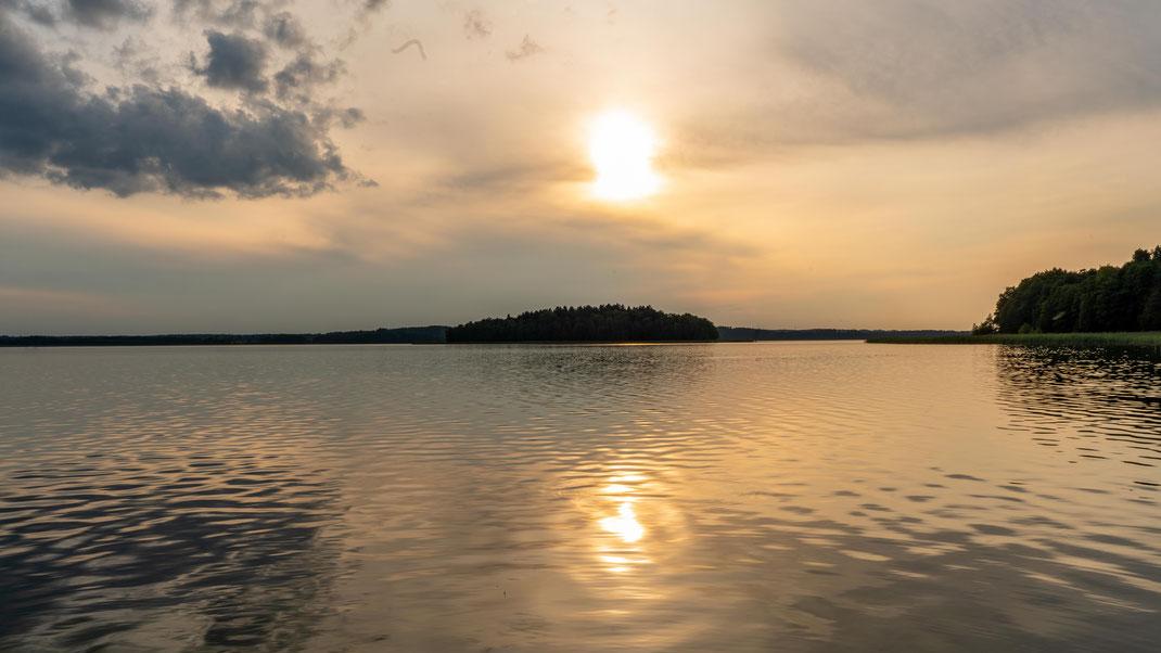 Michael S. - Foto 10 - Die Masurische Seenplatte in der Abendstimmung