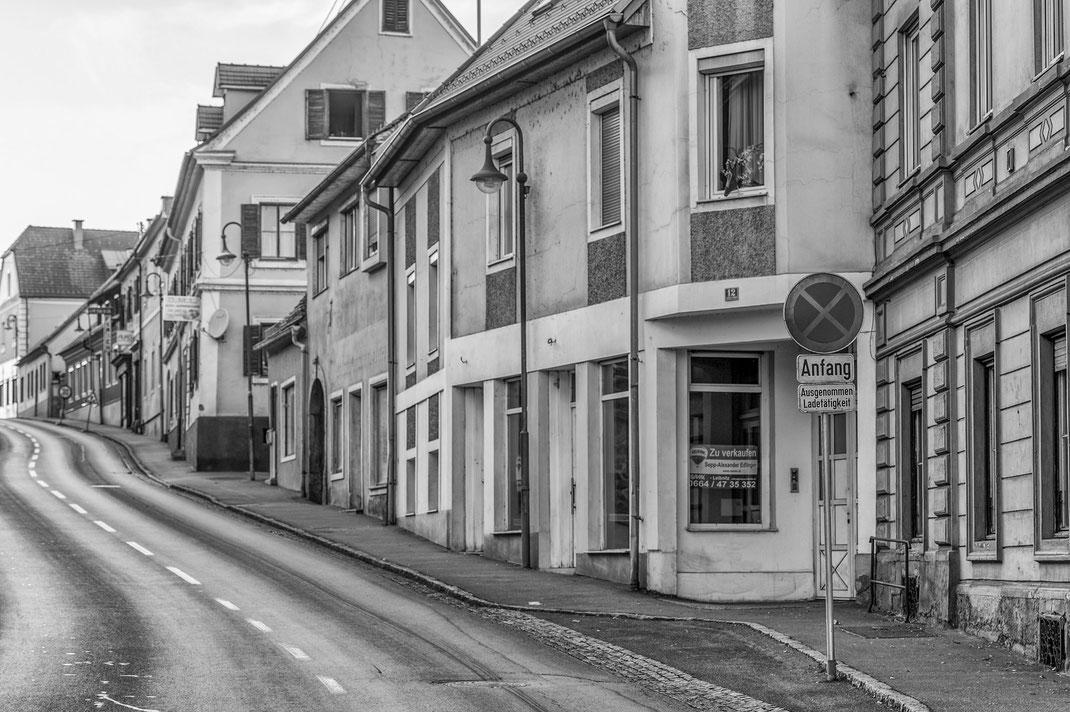 Gerald - Foto 1 - Eine Stadt steht still...
