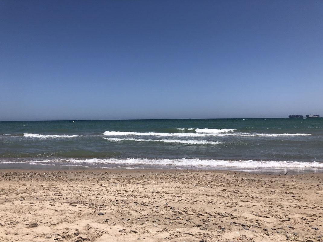 Valencia - Pinedo juli 2019 foto J.H. Nawijn