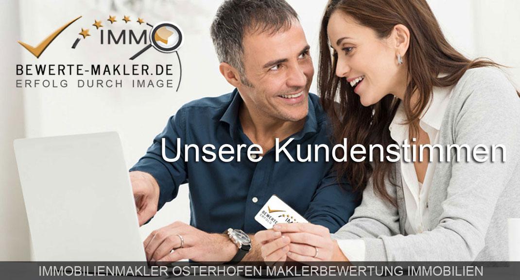 IMMOBILIENMAKLER OSTERHOFEN ROBERT SCHUSTER IMB IMMOBILIEN MAKLEREMPFEHLUNG MAKLERBEWERTUNGEN MAKLERVERGLEICH MAKLERTEST