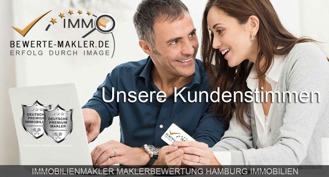 MAKLEREMPFEHLUNG ANDREAS HAUFS IMMOBILIEN HAMBURG MAKLERBEWERTUNGEN HAMBURG IMMOBILIENMAKLER HAMBURG