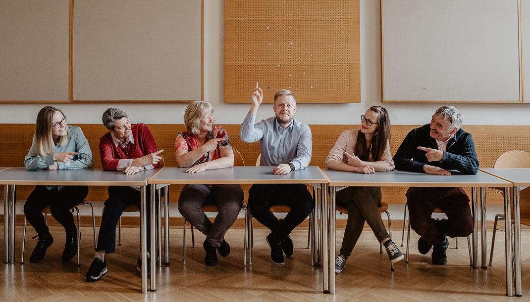 Familienshooting in der Uni by Sebastian Pintea