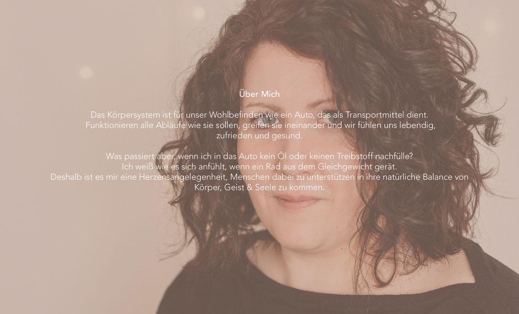 Maria Wimmer ganzheitlich für Körper, Geist & Seele
