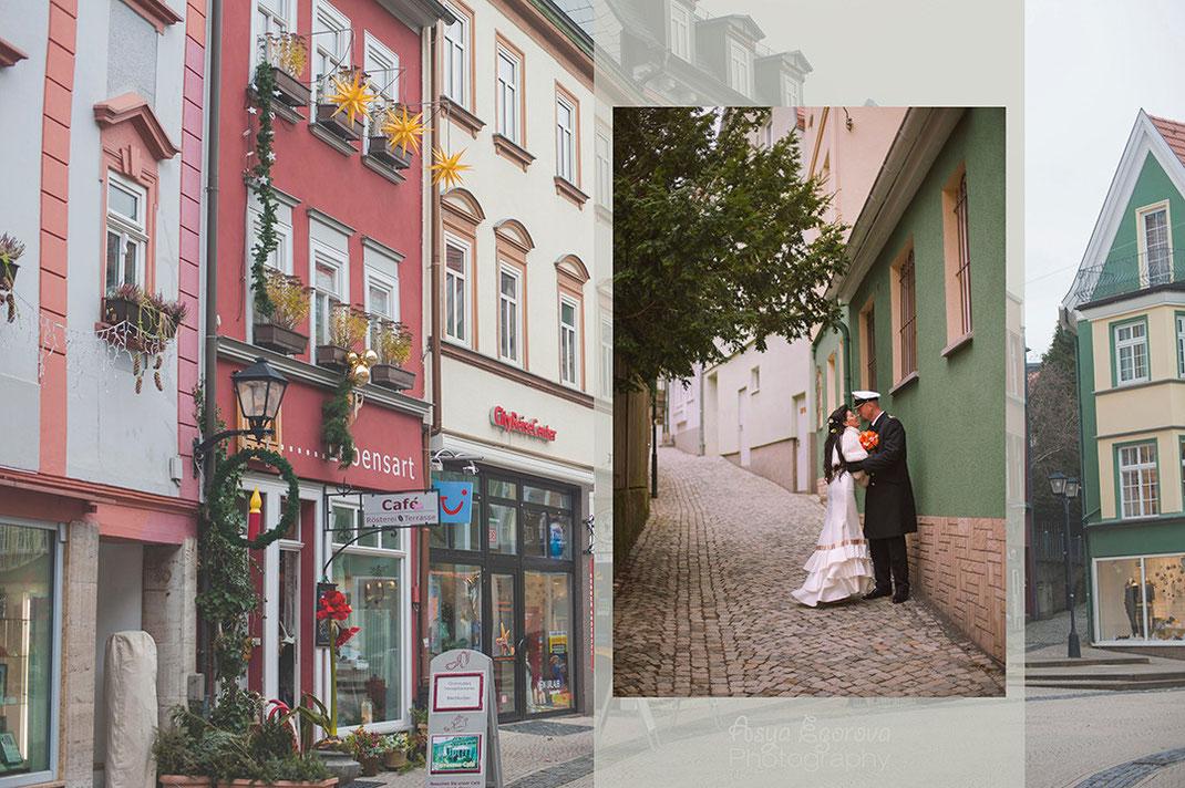 Hochzeitsshooting, Thüringen, Hochzeitsfotografie