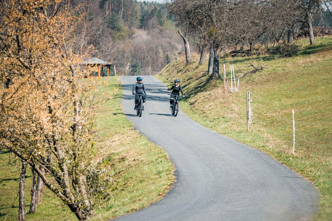 E-Bike Tour Heimbuchenthal