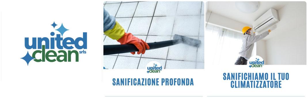 United Clean Impresa di pulizie Follonica Piombino San Vincenzo Campiglia Toscana