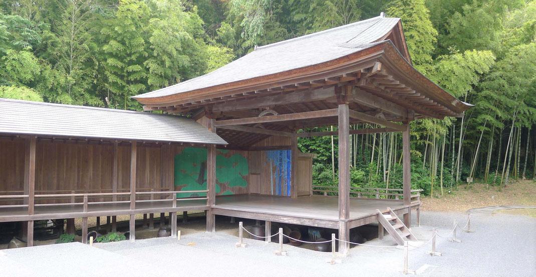 朝ドラ「おかえりモネ」のロケ地・登米市にある「みやぎの明治村」登米能の森舞台