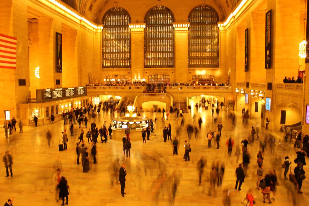 Grand Central Station - New York City - USA