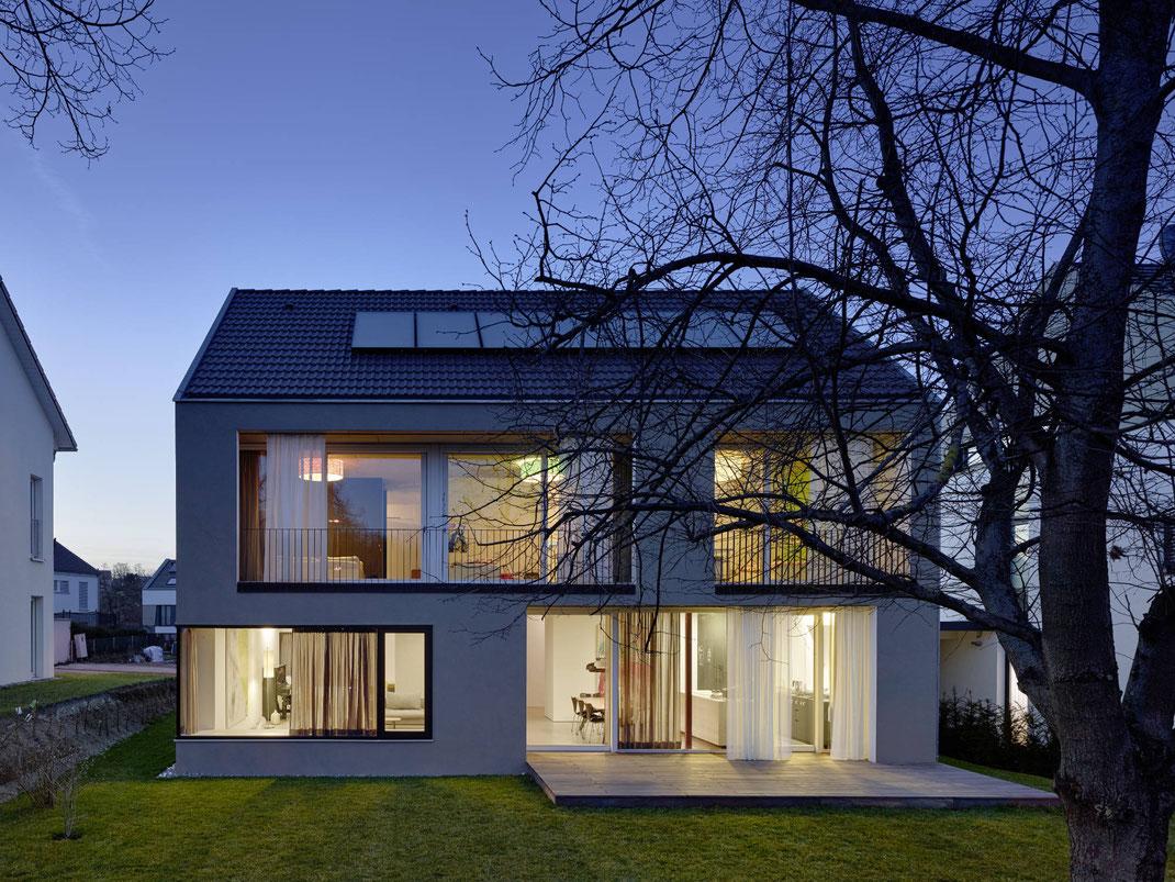 Lenz Architekten apartment91 outdoor inneneinrichtung vorhaenge gardinen wohnen balkonvorhang