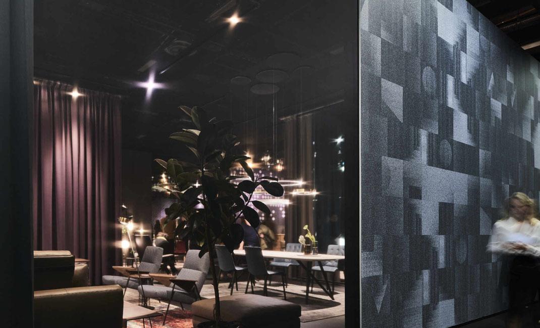 walter knoll apartment91 imm dimout vorhang curtains akustik objekt