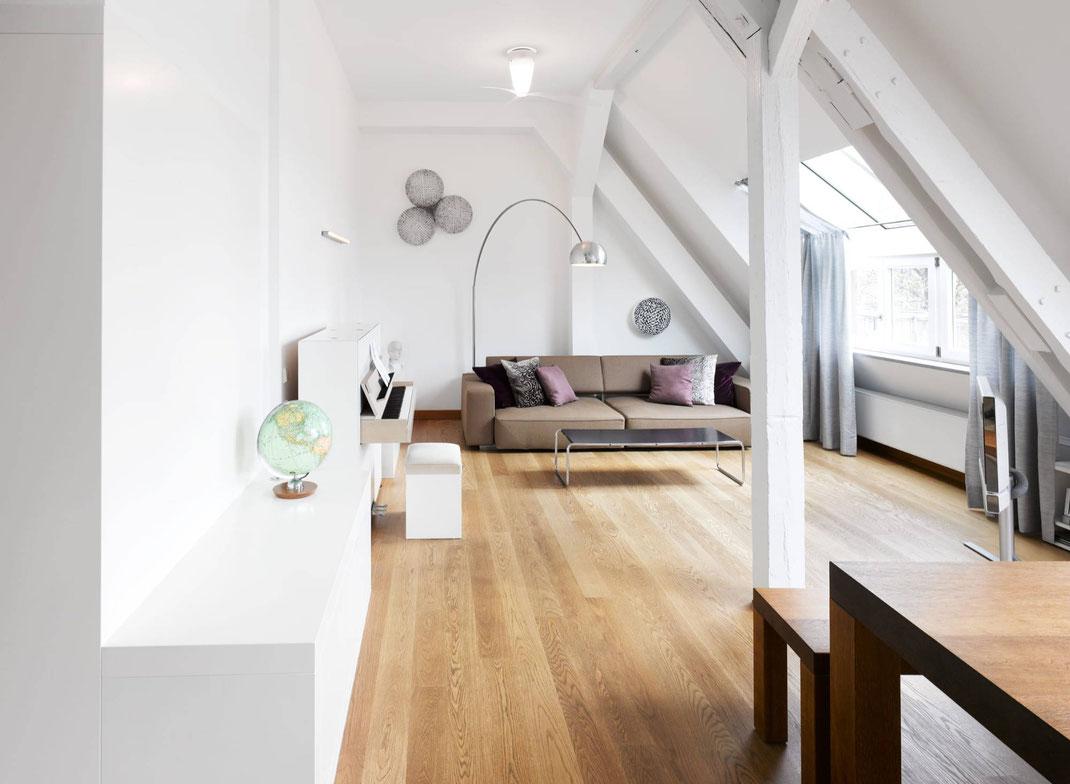 ippolito fleitz apartment91 vorhaenge wohnen raumteiler