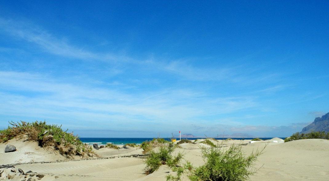 7.10. - Norden - Playa de Famara