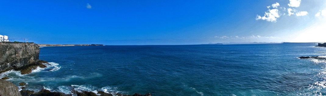 nachmittags (Panoramabild)