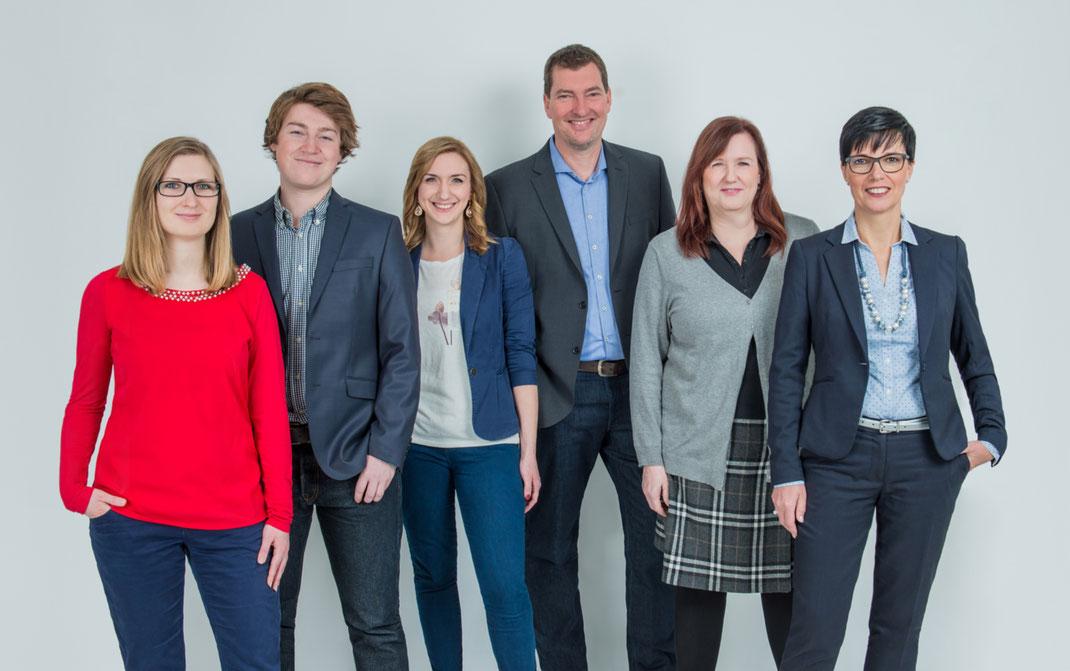 Team des Buchhaltungsbüros Office-May aus Epfenbach