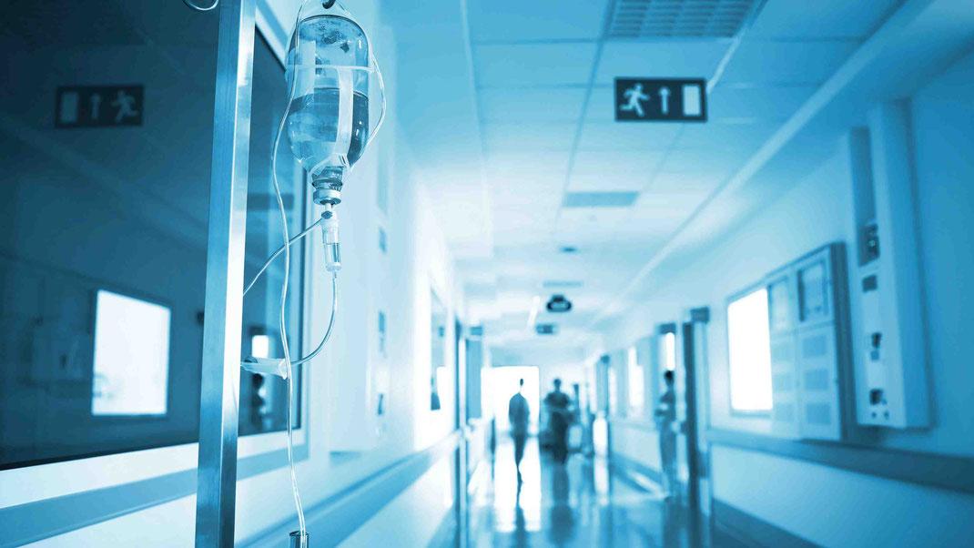 Personalmangel und Hygienefehler im Krankenhaus fördern Corona & Co.