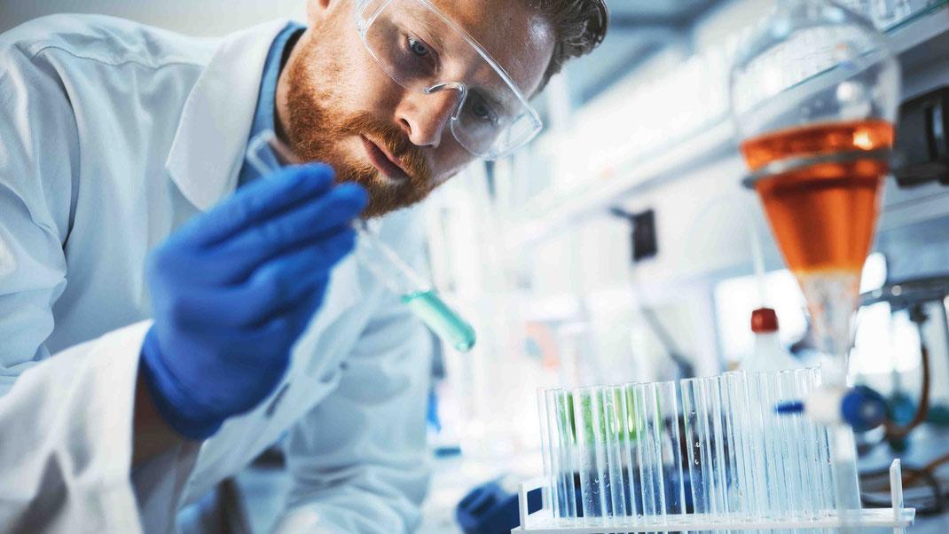 Das Medikament Zinbryta von Biogen.