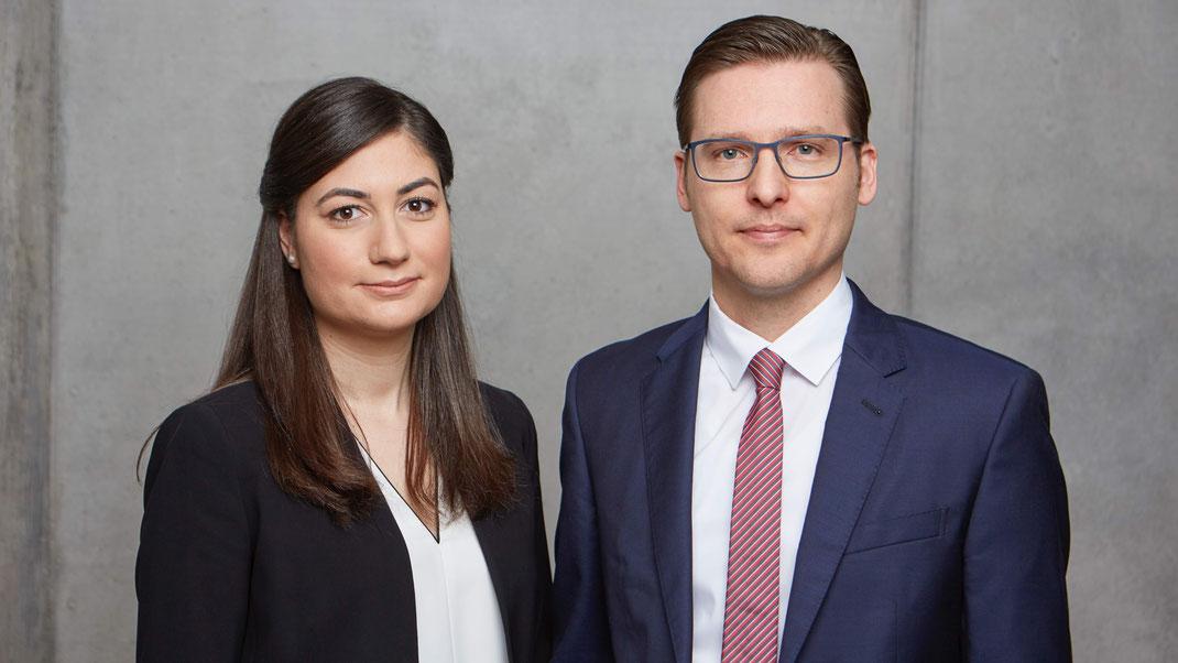 Spezialisten und Patientenanwälte für Berufungsrecht.