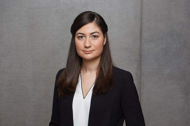 Rechtsanwältin Gabriela Johannes. Expertin für selbständige Beweisverfahren.