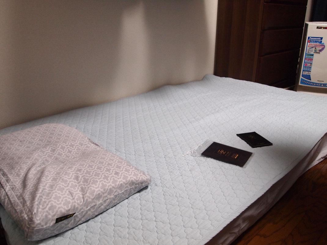 オーダー枕とオーダーマットを合わせて100%の寝心地