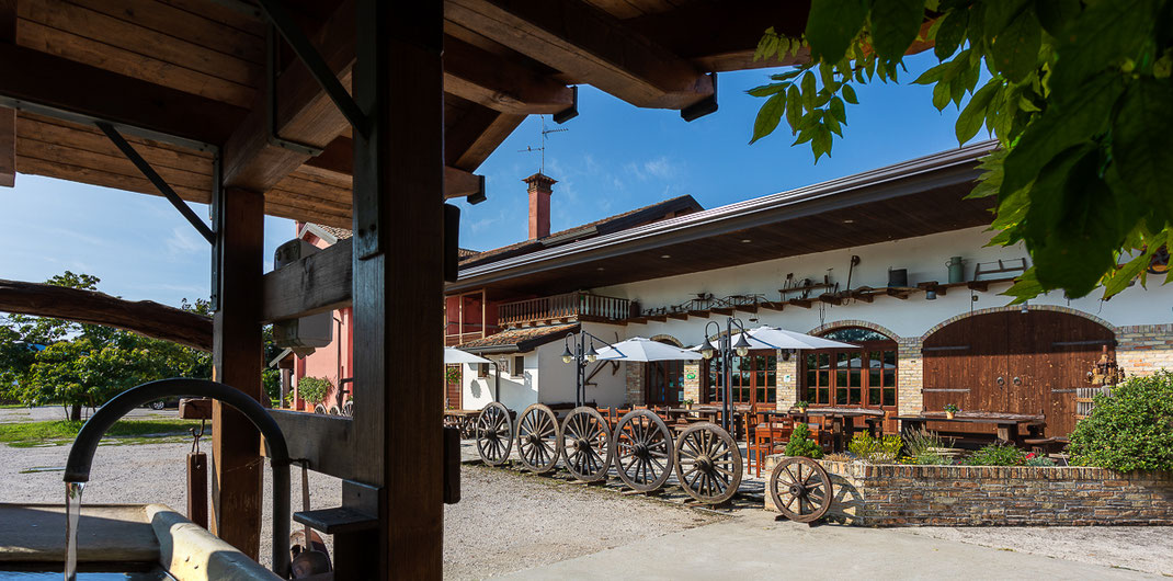 Agriturismo Il Picchio, Udine (Provincia) Statale 14 tra San Giorgio di Nogaro e Muzzana del Turgnano