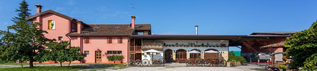 Agriturismo Il Picchio, cucina friulana e camere