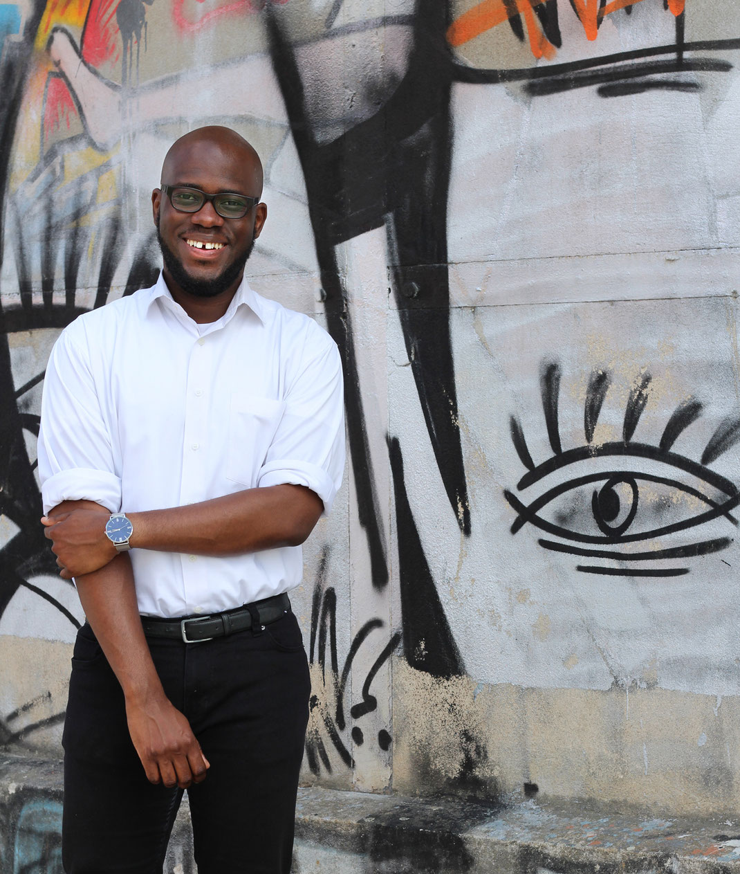 Ein Active Citizen in der Nachbarschaft: Kofi Boachie-Danquah