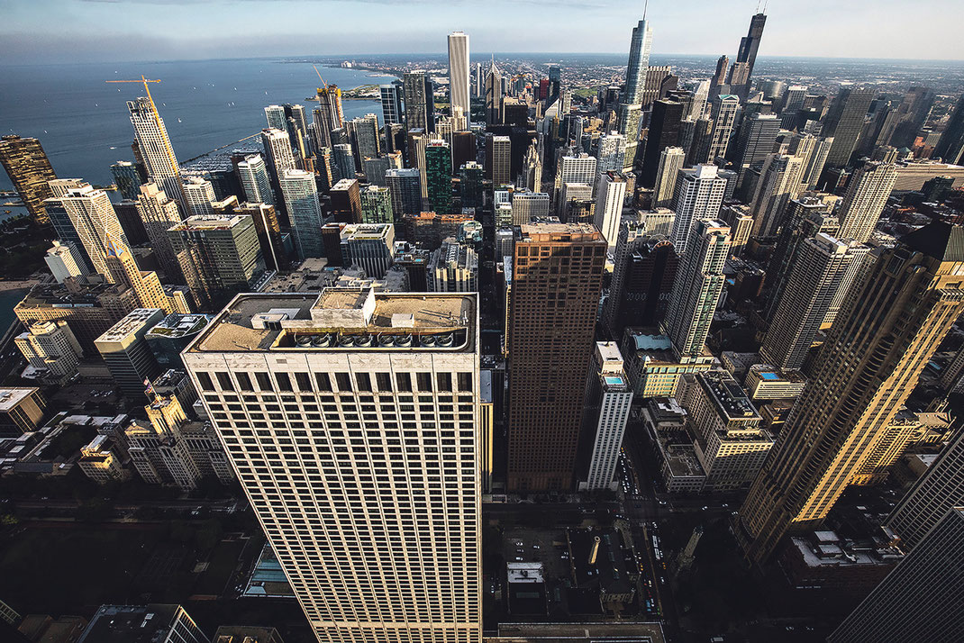 Chicago. Foto: Sonja Niemeier