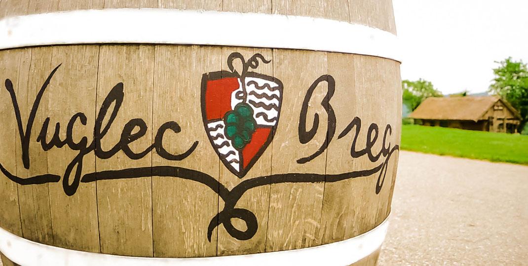 Vuglec Breg Winery, Škarićevo, Croatia