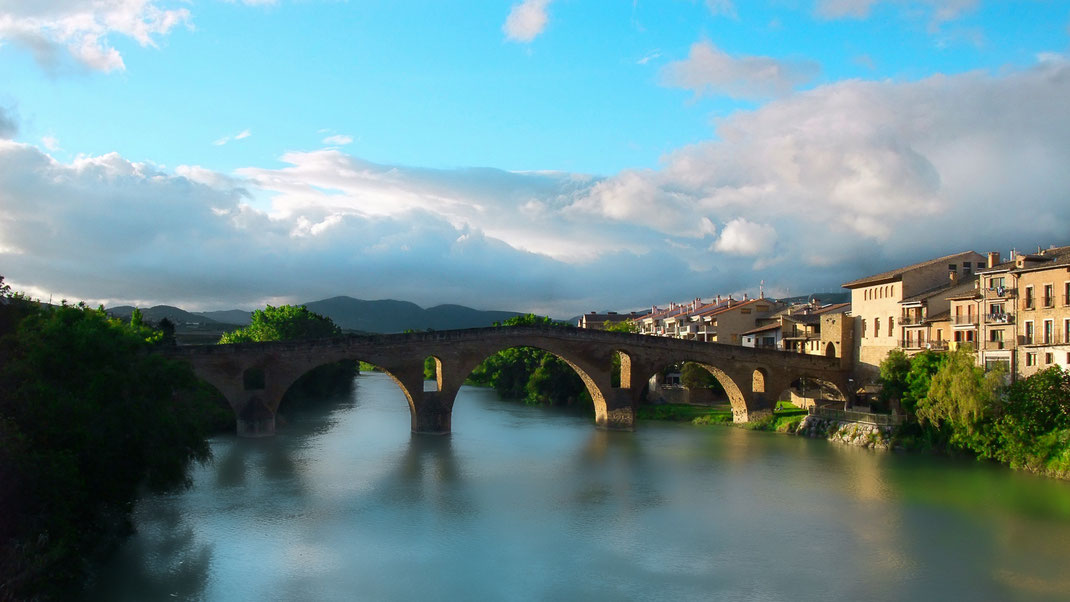 Puente la Reina, Navarra, Spain