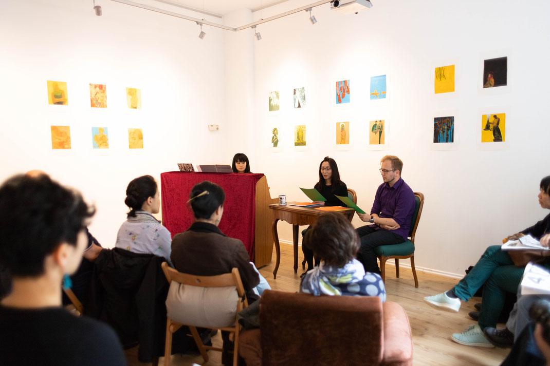 Poetry Reading & Piano Music with Minako Matsuishi and Christoph Lehmann