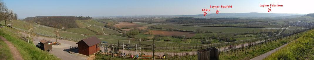 Weinausschank Zweifelberg Haberschlacht-Brackenheim, 28.3.2020