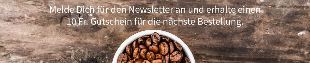 Roast Rebels Gutschein Newsletter