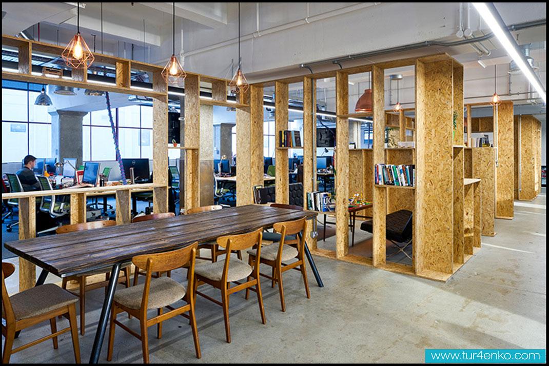 12 отделка осб в интерьере офиса osb officeinterior ДИЗАЙН ИНТЕРЬЕРОВ МОСКВА 89163172980 www.tur4enko.com
