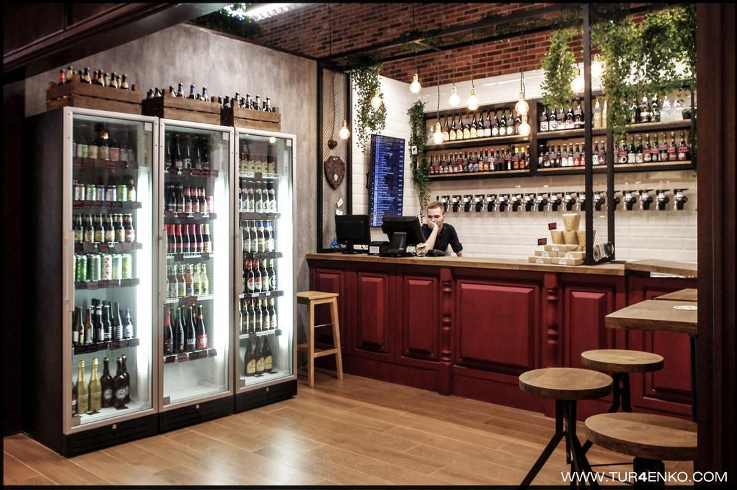 3 Дизайн ресторанов в Москве 89163172980