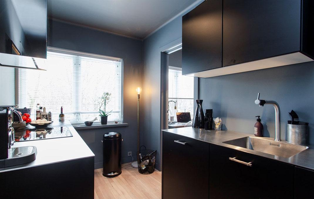 3 дизайн квартиры в стиле хайтек 89163172980