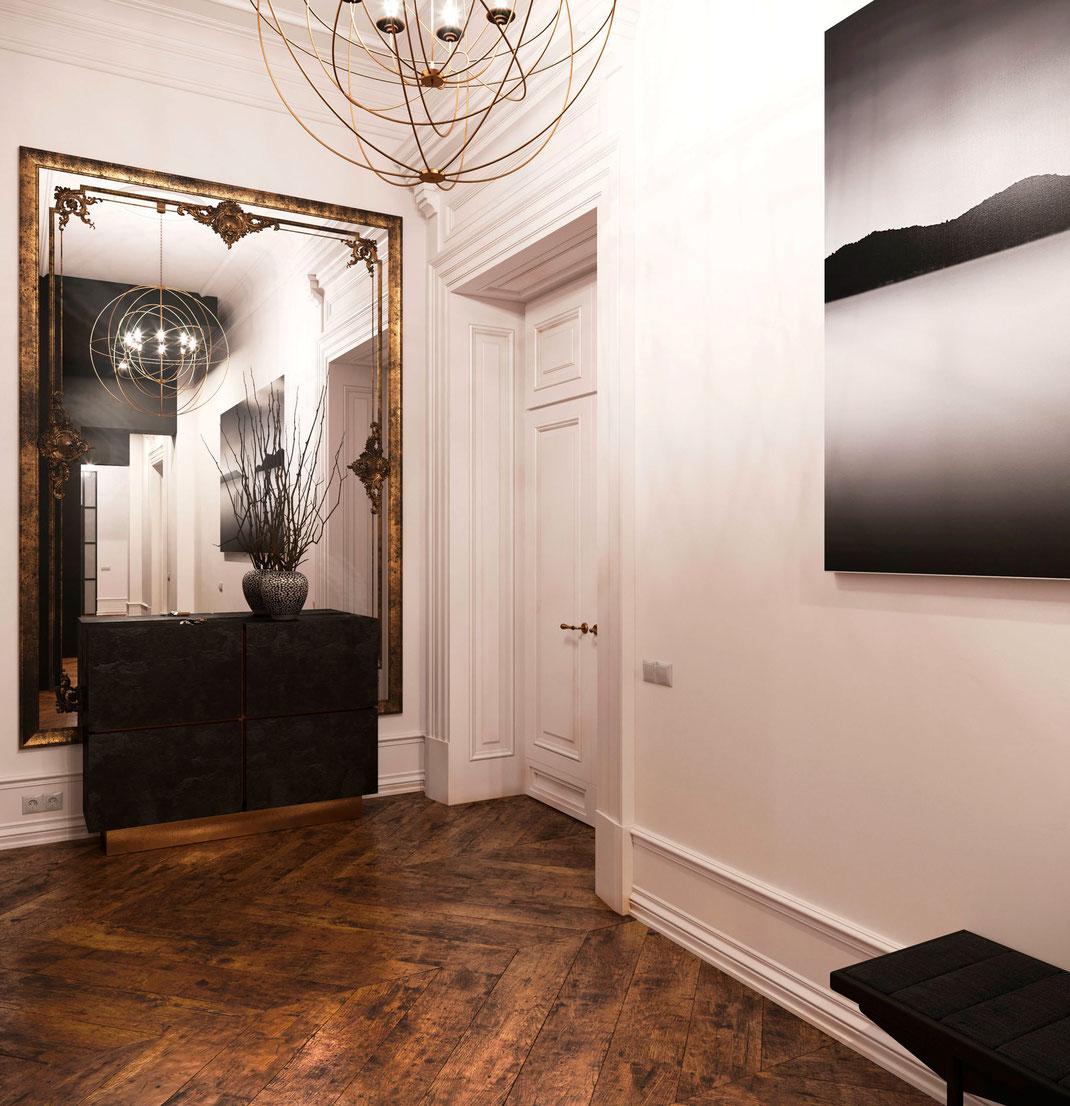 12 дизайн квартир в Москве 89163172980