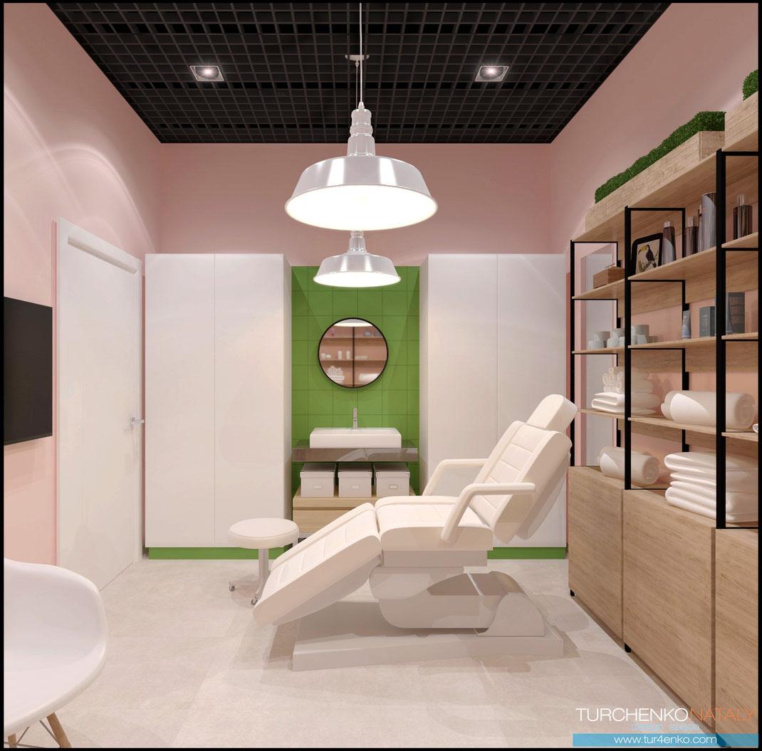 7 дизайн салонов красоты www.tur4enko.com