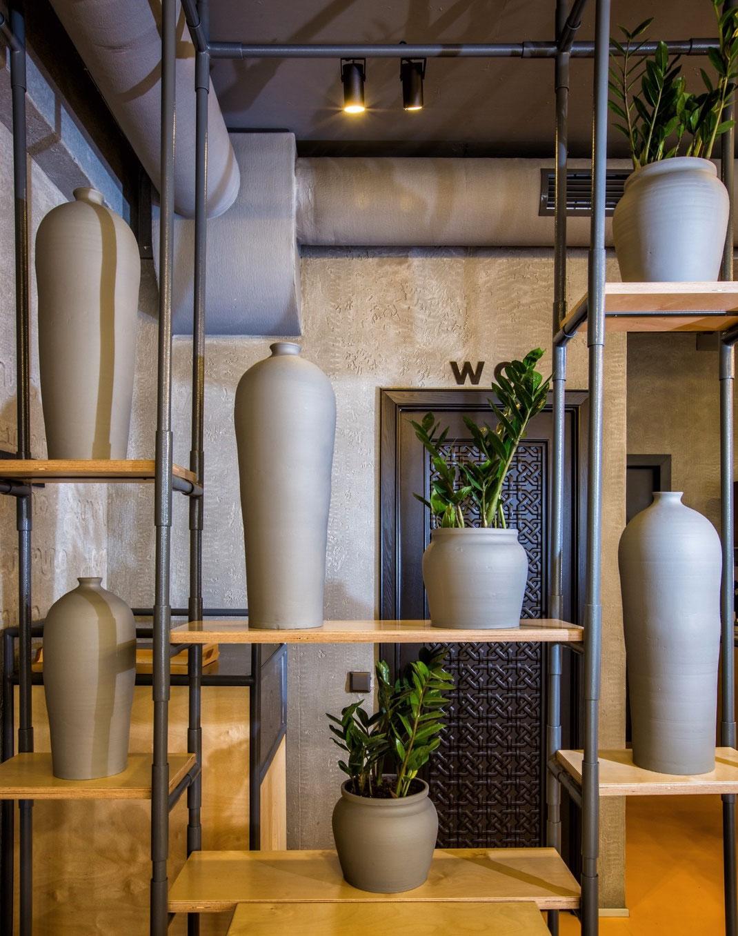9 Дизайн кафе Yammino. Caucasian Grill