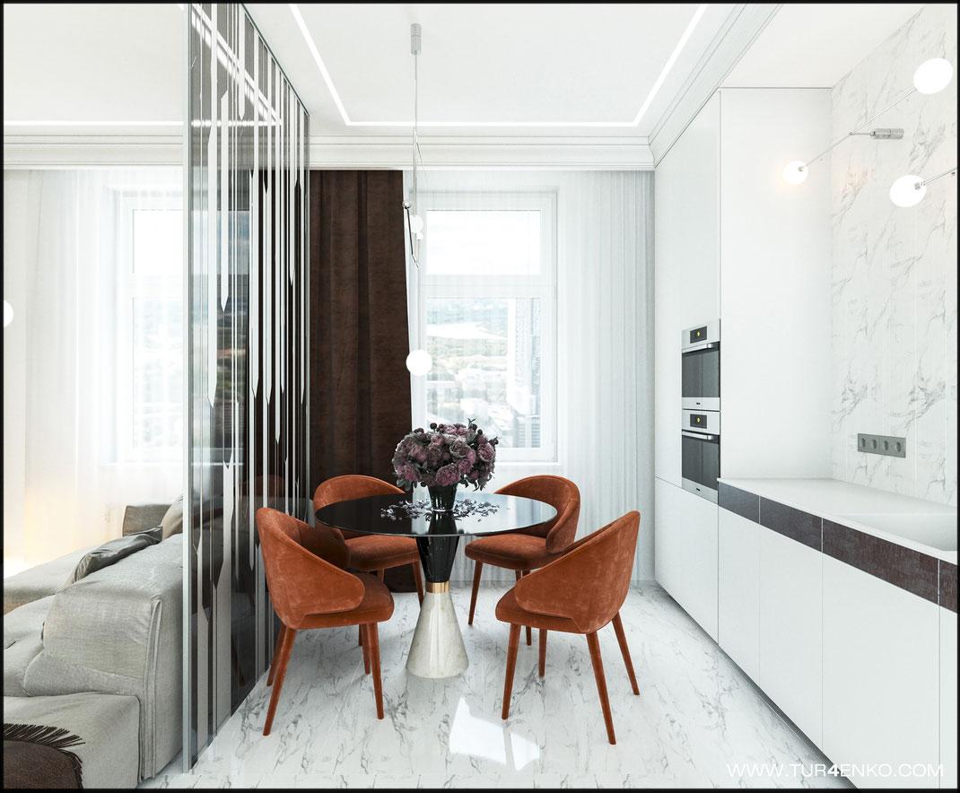 2 дизайн квартир москва 89163172980