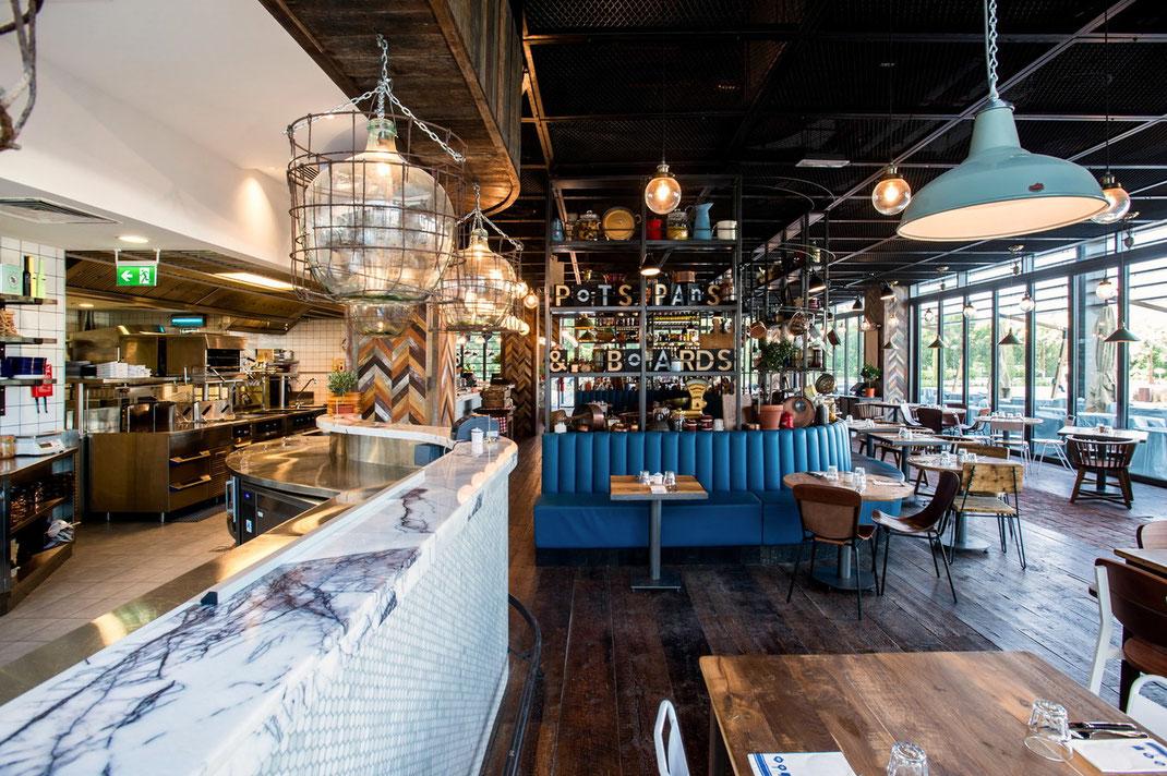 17 Дизайн ресторанов под ключ в Москве tur4enko.com