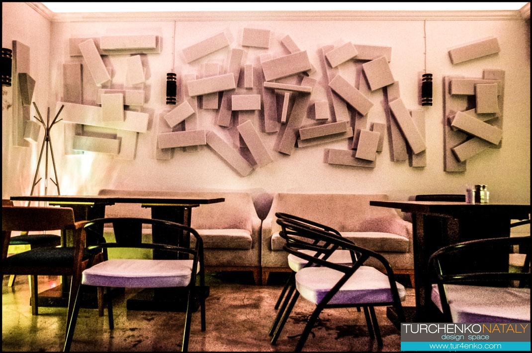 18 Дизайн ресторанов Москва 89163172980 www.tur4enko.com