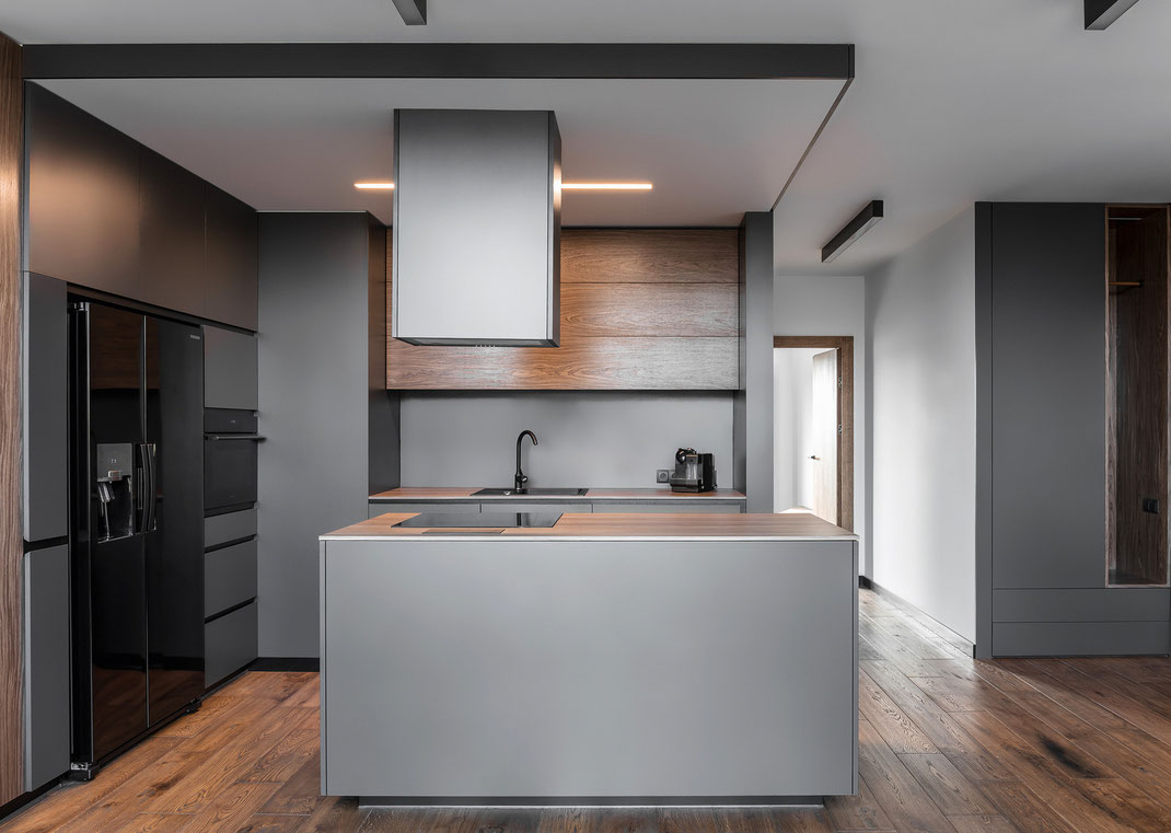7 дизайн квартиры в стиле минимализм www.tur4enko.com
